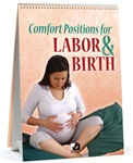 Comfort Positions for Labor and Birth Flip Chart