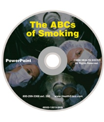 The ABCs of Smoking PowerPoint