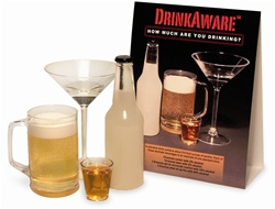 Drinkaware Display