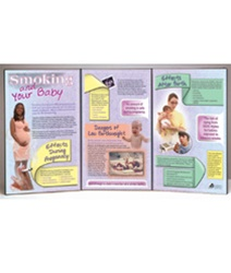 Smoking And Your Baby FoldingDisplay