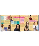 Pap Tests, Cervical Cancer andHPV Folding Display