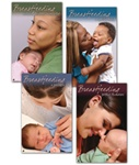 The Rewards Of BreastfeedingPoster Set (4)