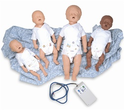 CPR Babies by Simulaids