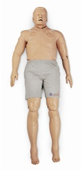 STAT Manikin with Deluxe Airway Management Head
