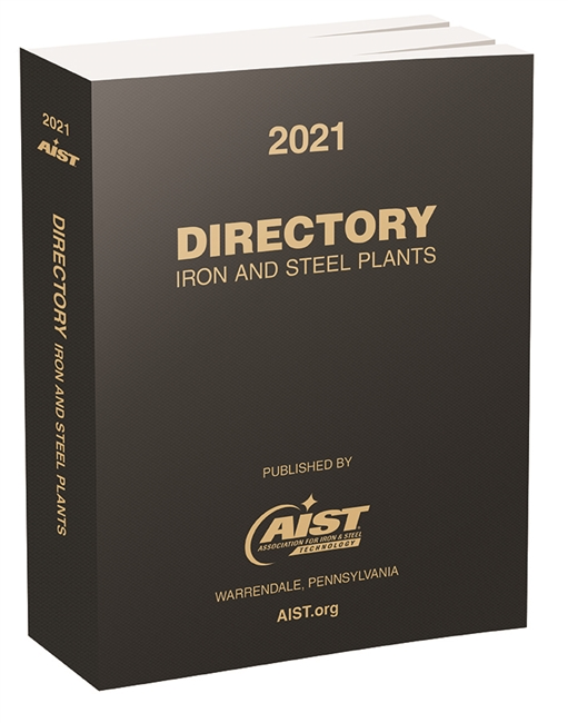2021 Directory Iron & Steel Plants - Book