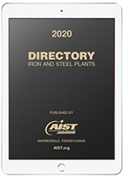 2020 Directory Iron & Steel Plants - E-book