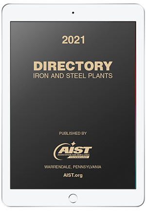 2021 Directory Iron & Steel Plants - E-book