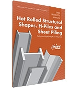 Hot Rolled Structural Shapes, H-Piles and Sheet Piling