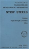 Pocketbook of Tolerances and Metallurgical Information — Strip Steels