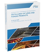 International Conference on Advances in Metallurgy of Long and Forged Products