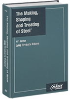 Making, Shaping and Treating of Steel, Long Products Volume