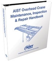 Overhead crane maintenance, inspection and repair handbook