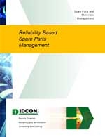 Reliability Based Spare Parts and Materials Management