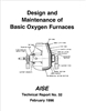 Design Maintenance of Basic Oxygen Furnaces