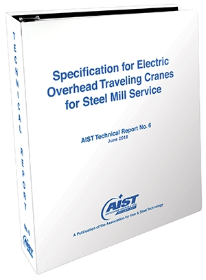 Specification for Electrical Overhead Traveling Cranes for Steel Mill Service