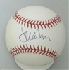 JUAN NIEVES SIGNED OFFICIAL MLB BASEBALL