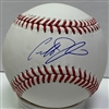 GEOFF JENKINS SIGNED OFFICIAL MLB BASEBALL W/ 2 - 3HR GMS