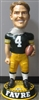 GREEN BAY PACKERS BRETT FAVRE 3 FOOT BOBBLEHEAD