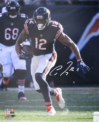 ALLEN ROBINSON SIGNED 16X20 BEARS PHOTO #1 - JSA