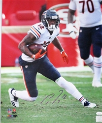 ALLEN ROBINSON SIGNED 16X20 BEARS PHOTO #2 - JSA
