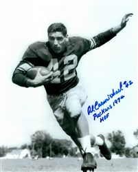 AL CARMICHAEL SIGNED 8X10 PACKERS PHOTO #4