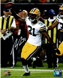 ADRIAN AMOS SIGNED 8X10 PACKERS PHOTO #2