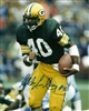 EDDIE LEE IVERY SIGNED 8X10 PACKERS PHOTO #3