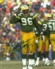 SEAN JONES SIGNED 8X10 PACKERS PHOTO #3