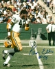 KEN ELLIS SIGNED 8X10 PACKERS PHOTO #2