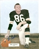 BILL HOWTON SIGNED 8X10 BROWNS PHOTO #1