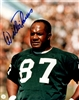 WILLIE DAVIS SIGNED 8X10 PACKERS PHOTO #13