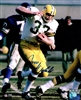 JIM GRABOWSKI SIGNED 8X10 PACKERS PHOTO #1