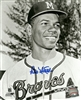 FELIX MANTILLA SIGNED 8X10 MILW BRAVES PHOTO #5