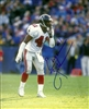EUGENE ROBINSON SIGNED FALCONS PHOTO #1