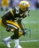 DOUG EVANS SIGNED PACKERS PHOTO #2
