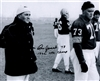 RON GASSERT SIGNED 8X10 PACKERS PHOTO #1