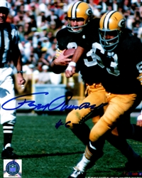 FUZZY THURSTON SIGNED 8X10 PACKERS PHOTO #10