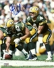JEFF DELLENBACH SIGNED 8X10 PACKERS PHOTO #3