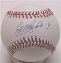 SAL BANDO SIGNED MLB BASEBALL