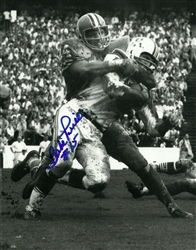 BABE PARILLI SIGNED 8X10 PATRIOTS PHOTO #6