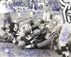 "PACKERS 1967 TEAM SIGNED ICE BOWL ""SNEAK"" 16x20 PHOTO"