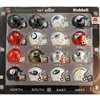 RIDDELL MICRO MINI HELMET AFC CONFERENCE SET
