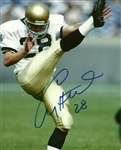 CRAIG HENTRICH SIGNED 8X10 NOTRE DAME PHOTO #2