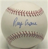 RAY CRONE SIGNED MLB BASEBALL