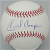 CECIL COOPER SIGNED OFFICIAL MLB BASEBALL