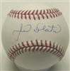 JIM SLATON SIGNED OFFICIAL MLB BASEBALL