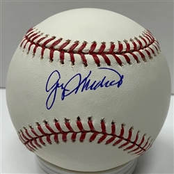 GEORGE DOC MEDICH SIGNED OFFICIAL MLB BASEBALL