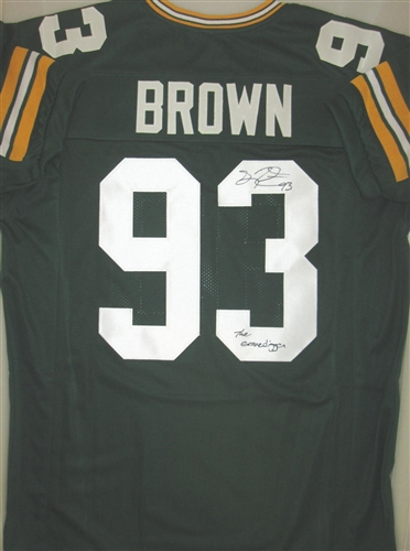 gilbert brown jersey Cheaper Than Retail Price> Buy Clothing ...