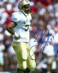 SANTANA DOTSON SIGNED 8X10 BAYLOR PHOTO #1