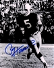 PAUL HORNUNG SIGNED 8X10 PACKERS PHOTO #18